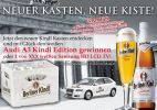 Berliner Kindl Audi Promotion